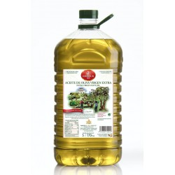 Hispasur Oro Aceite de Oliva Virgen Extra 5L