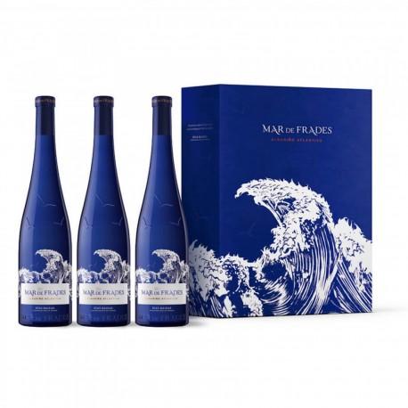 Lote Mar de Frades 3 botellas