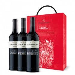 Lote Ramon Bilbao Reserva 3 botellas
