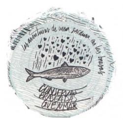 Lomos de sardinas a la brasa